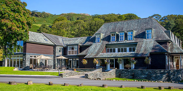 Photo: Glaramara House: Former hostel's picturesque potential is realised