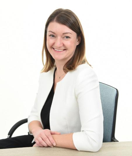 Kate Shawcross, Senior Associate Solicitor at Harrison Drury