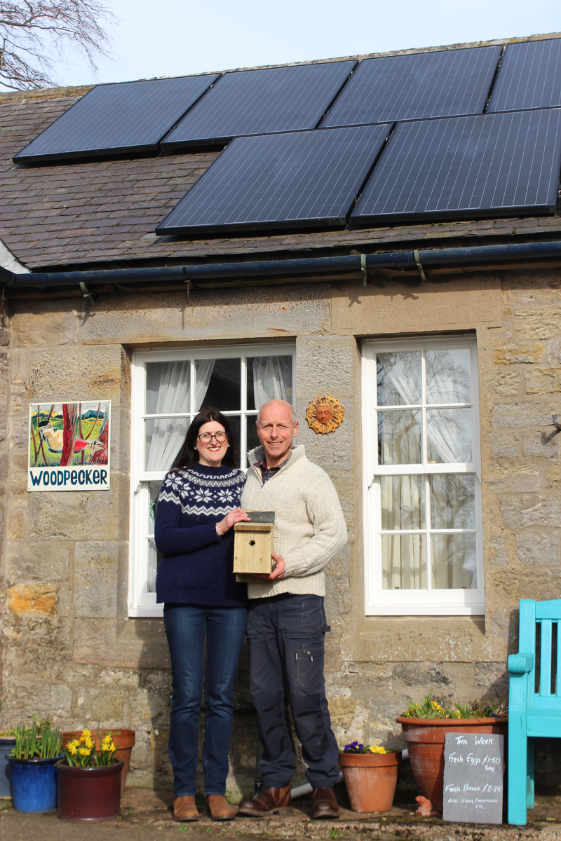 Photo: Family business scoops most sustainable holiday destination award