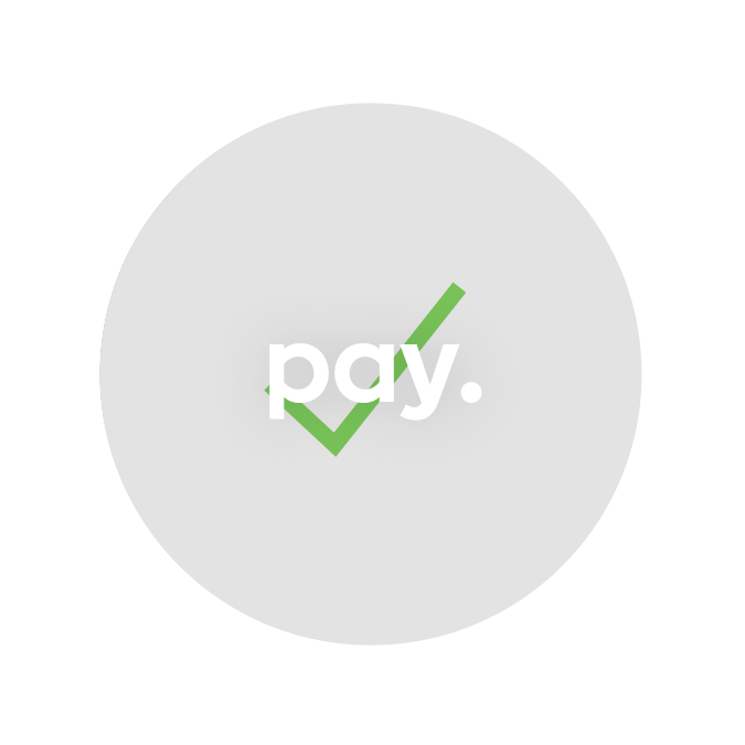 You're ready to pay Image