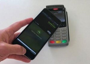 Photo: Apple Pay is here