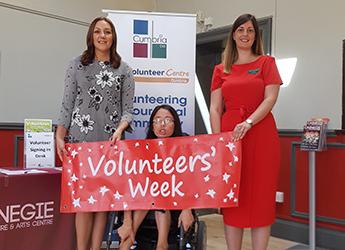 Cumbria Volunteer Service (CVS) Image