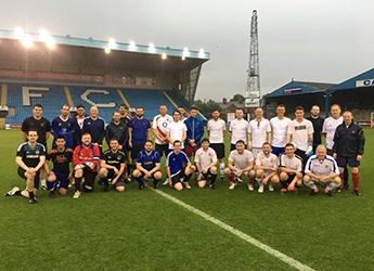 Brunton Park - Charity Football Match Image
