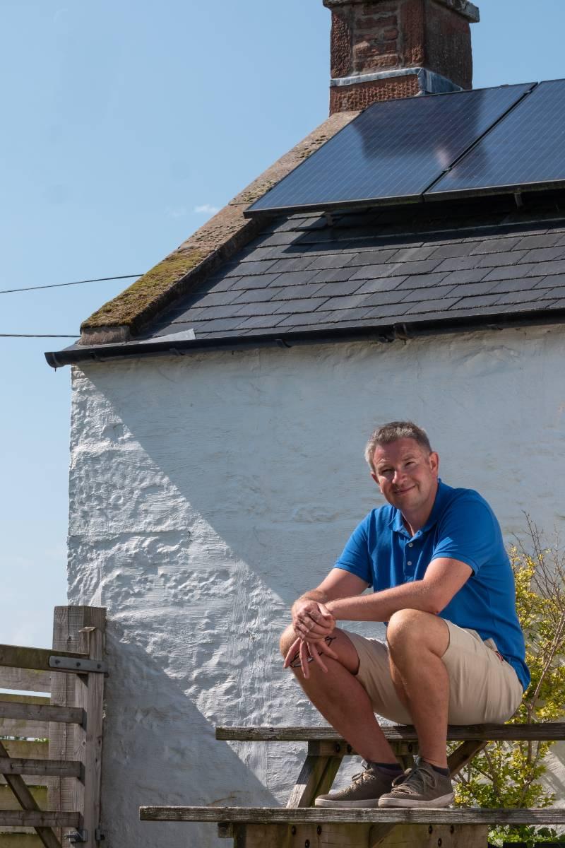 Jamie Cowan, Caerlaverock Cottages