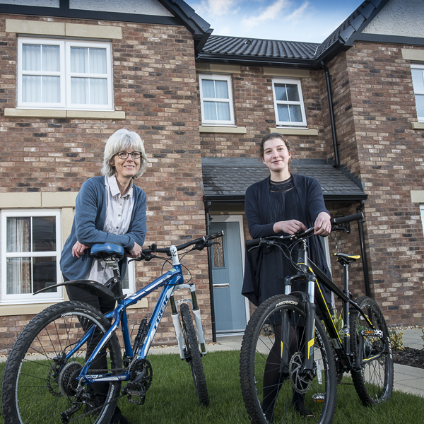 Photo: Cumbrian housebuilder and building society team up to help locals secure dream homes