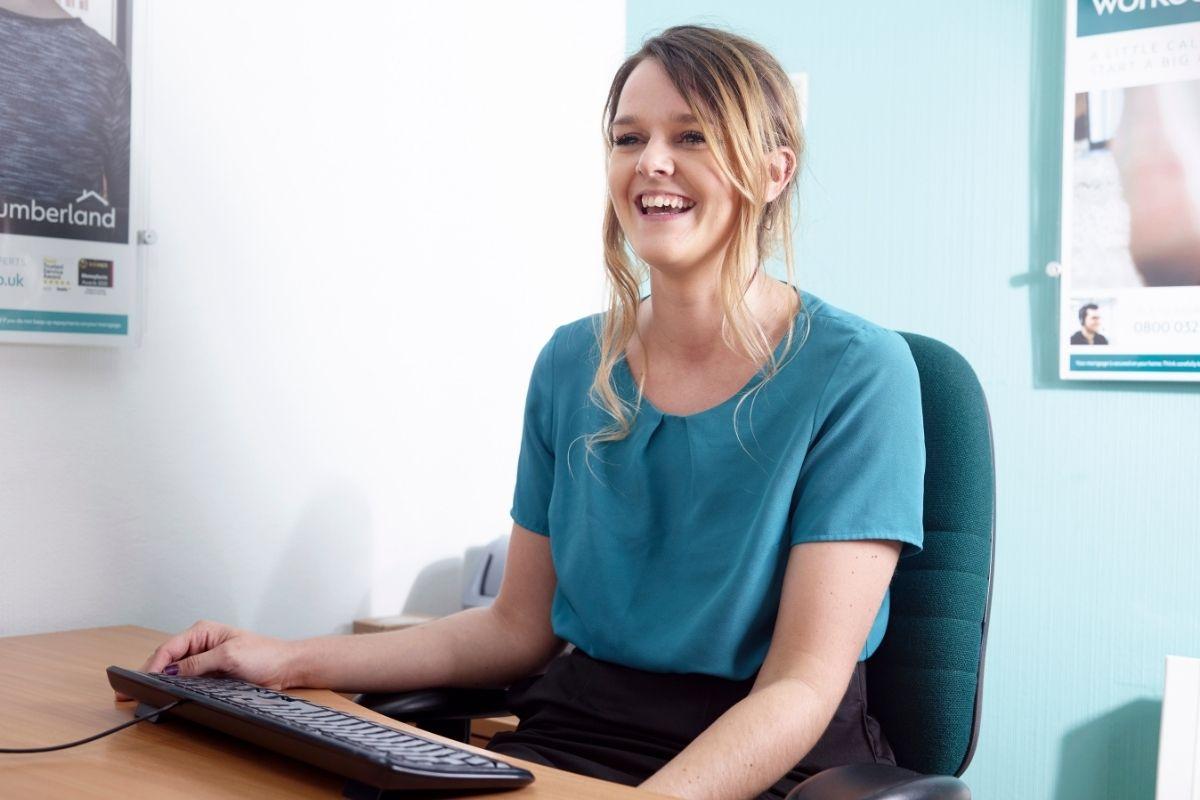 Chloe Sorrenson Cumberland Mortgage Advisor