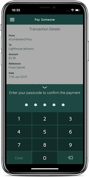 Payment and Security improvements